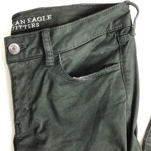 American Eagle Outfitters Jeans - American Eagle Outfitters Dark Green Pants Size 10